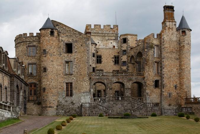 Château de Chazeron -
