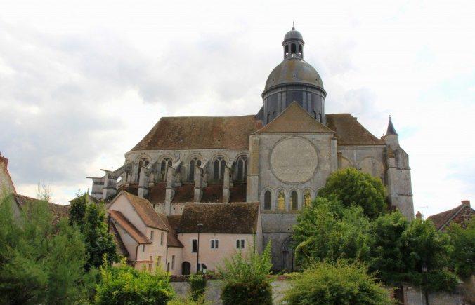 collegiale Saint-Quiriace Provins