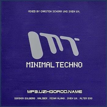 Minimal Techno, mixed by Carsten Schorr & Sven U.K.