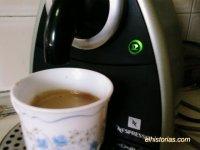 Nespresso en una Krups