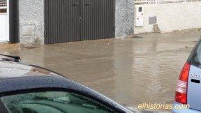Calle de Cartagena inundada (2)