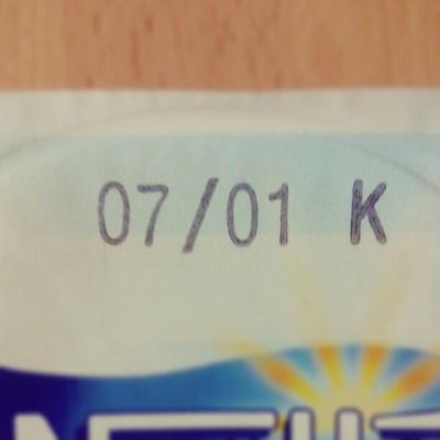 [46] un yogur al que se le acaba la paciencia hoy
