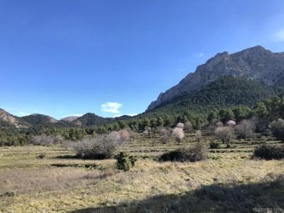 Morrón de Arriba y Los Morroncicos desde Malvariche