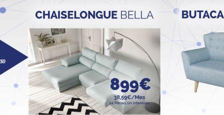 Sofás de diseño en Almería