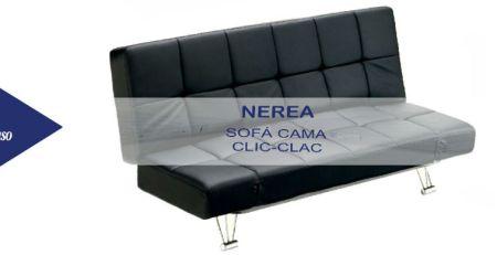 ElHogarDelDescanso Sofá cama NEREA