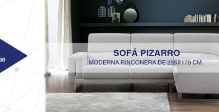 Sofá Pizarro destacada