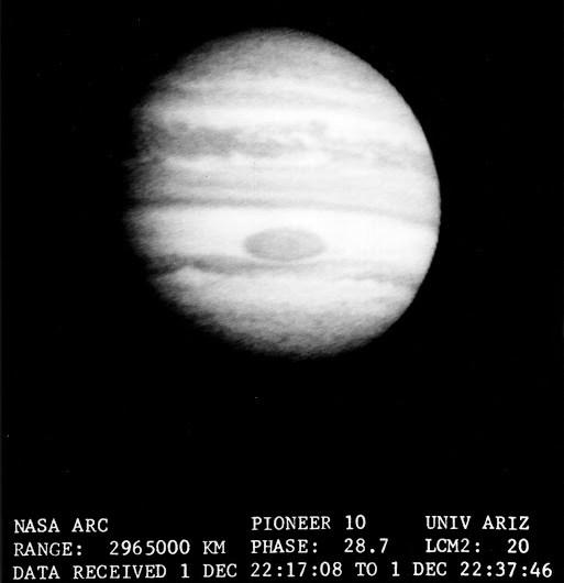Júpiter, un viejo conocido