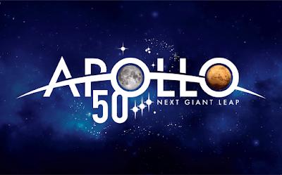 #Apollo50th, 50 años de la llegada a la Luna