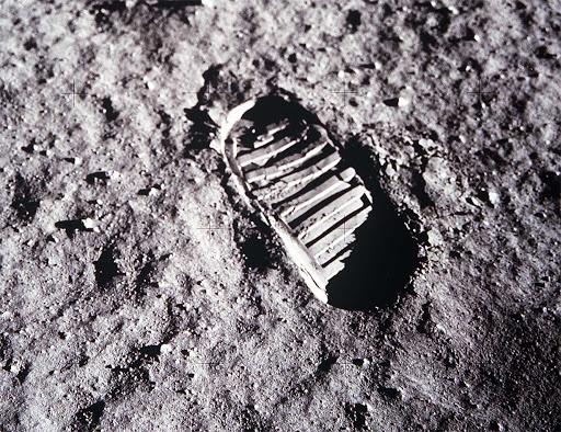 1969, por fin, la Luna