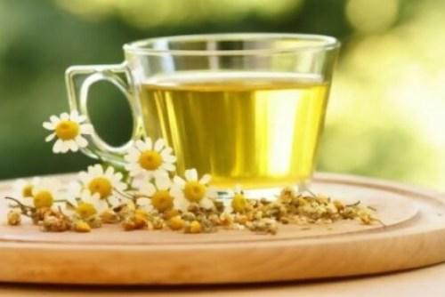 Beneficios y Propiedades del té de Manzanilla