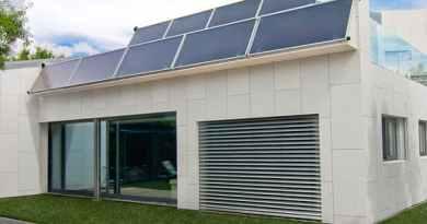 , La primer casa autosuficiente sin facturas de agua o electricidad se ha hecho realidad y está perfilada como la casa del futuro.
