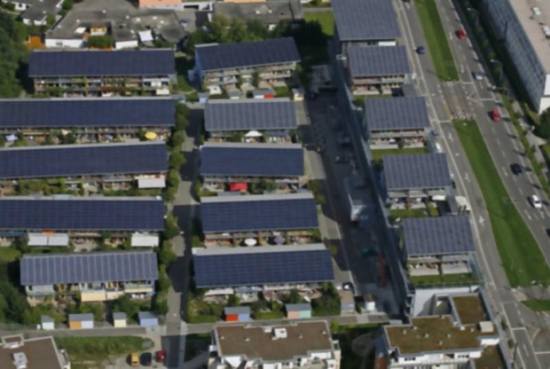 , Vauban: la Ciudad que Recicla, genera energía, casi no hay coches y la gente es feliz