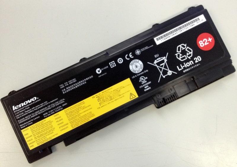 Usan baterías «obsoletas» para la iluminación de hogares
