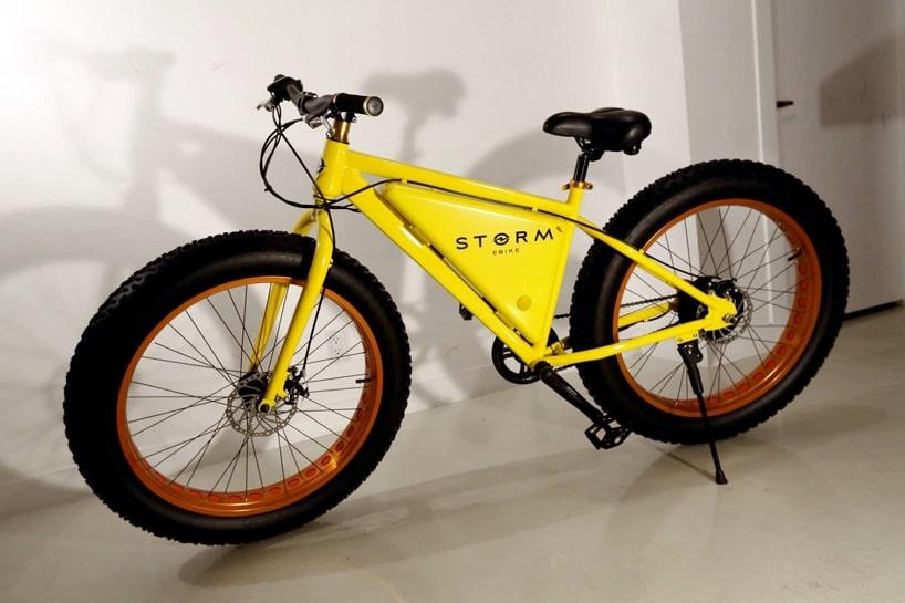 Storm: La bicicleta eléctrica de bajo costo