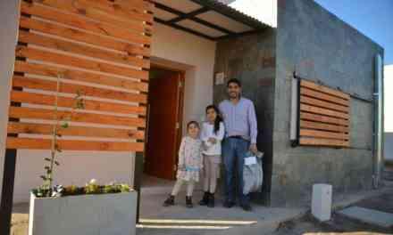 Barrio se abastece 30% con energías renovables en San Luis, Argentina