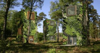 , Este arquitecto ha diseñado las casas de árbol más impresionantes y ecológicas del mundo
