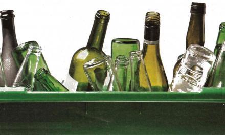 El reciclaje de vidrio en la UE alcanza la cifra histórica del 73%