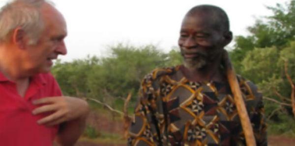 Yacouba Sawadogo y Chris Reij