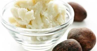 Manteiga de Karité para Pele e Cabelos