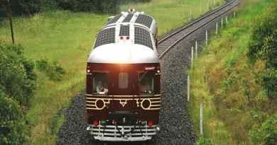 , El primer tren solar del mundo ya funciona en Australia