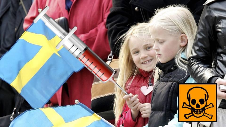 Suecia prohíbe las vacunaciones obligatorias por «preocupaciones graves de salud»