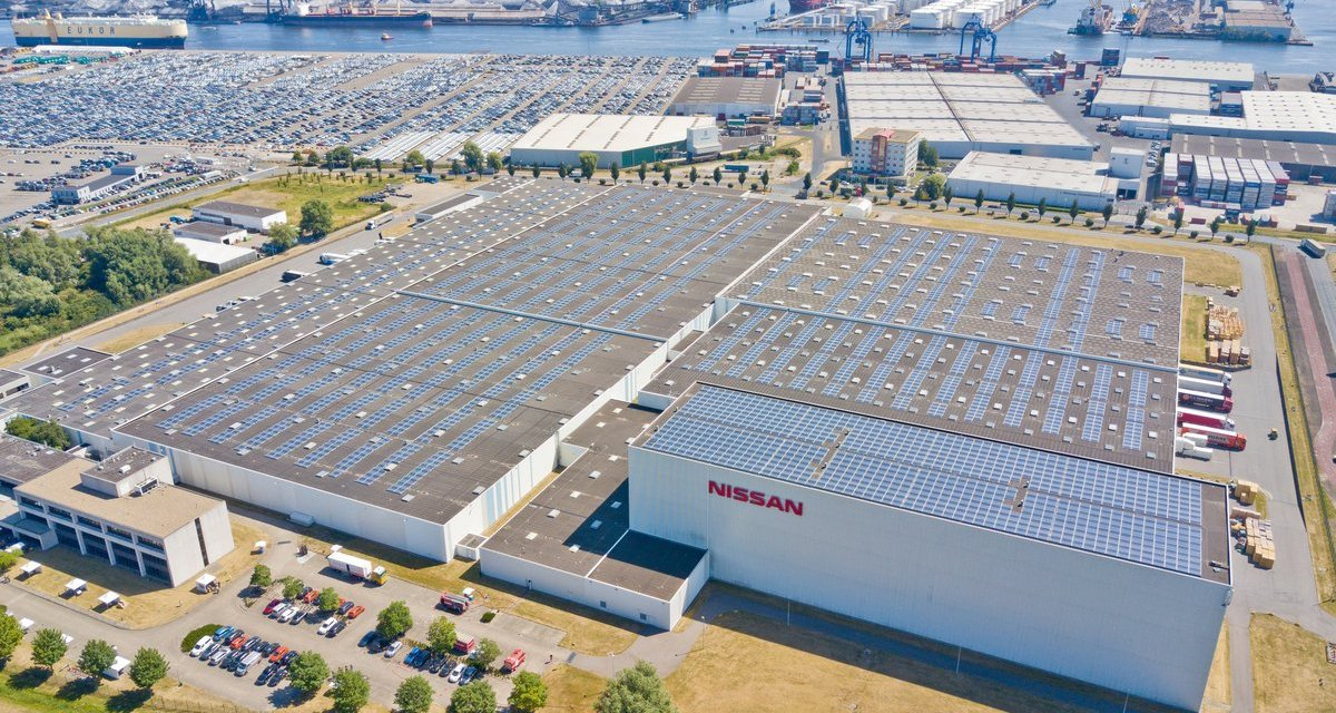 Techo solar comunitario se inaugura en Holanda