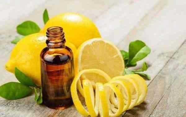 Aceite esencial de limón: sus propiedades y usos