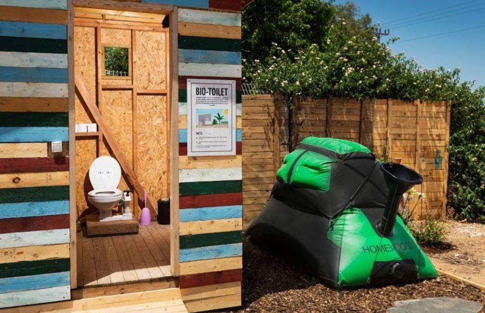 Bio-Toilet. El baño que no necesita tuberías y produce energía limpia