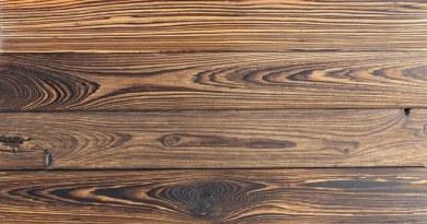 Hacer que la madera dure con fuego, no con pintura: una técnica japonesa