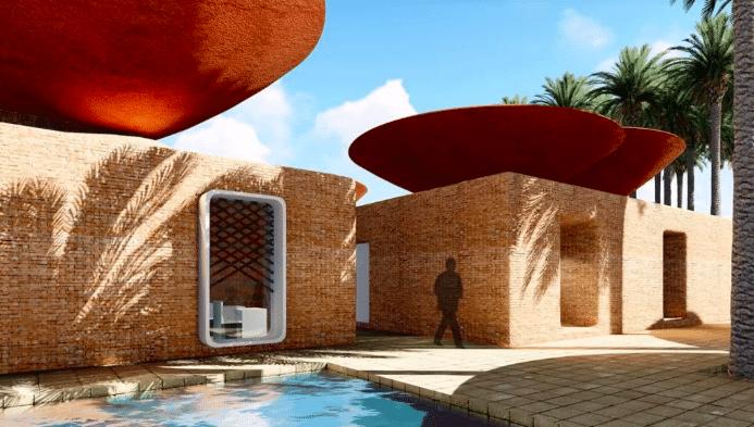 Diseño techo