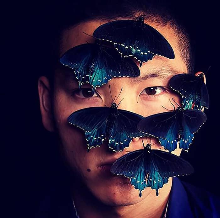 Especie de mariposas - Wong