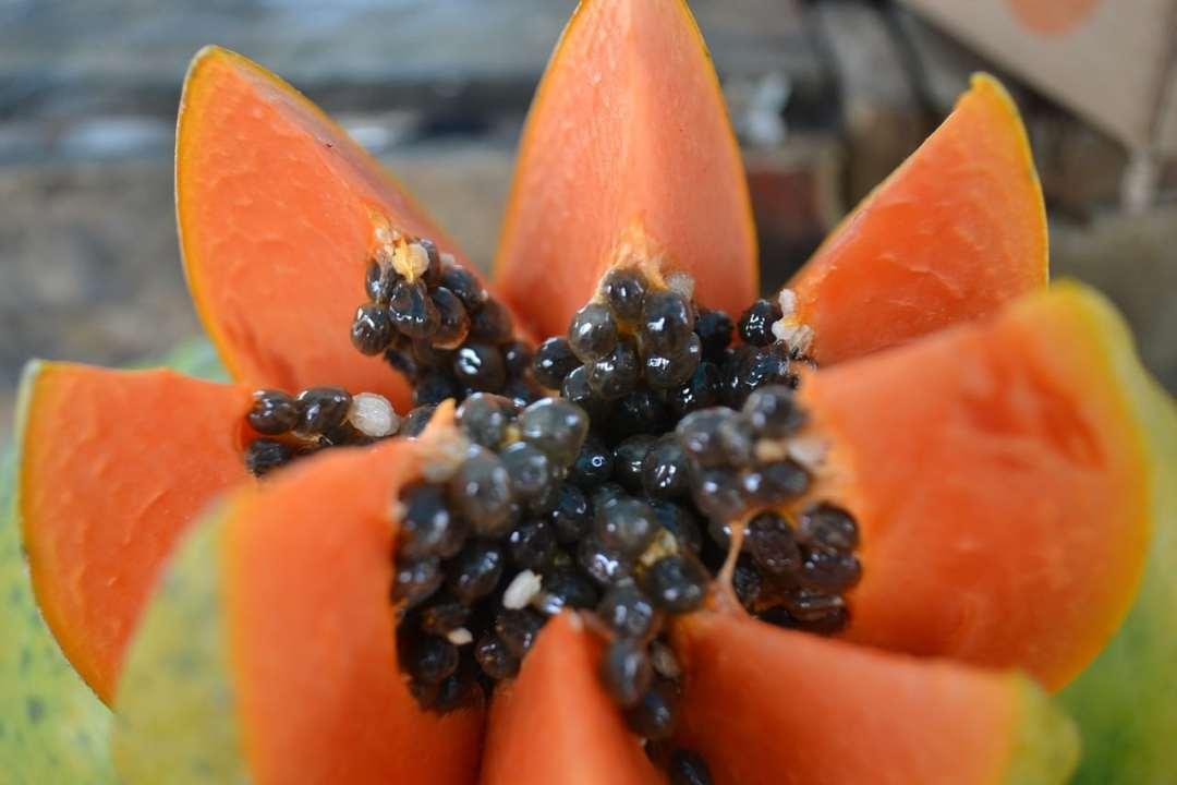 Té de hojas de papaya
