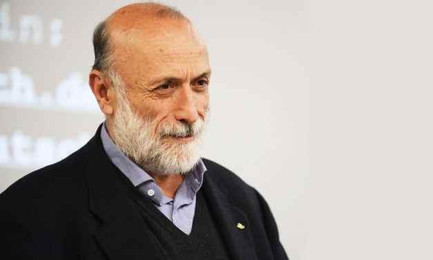 """Carlo Petrini: """"Tener un huerto en casa es un símbolo de resistencia"""""""