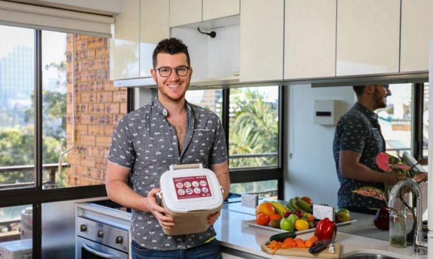 Las casas de Sydney convertirán las sobras de alimentos en abono y energía