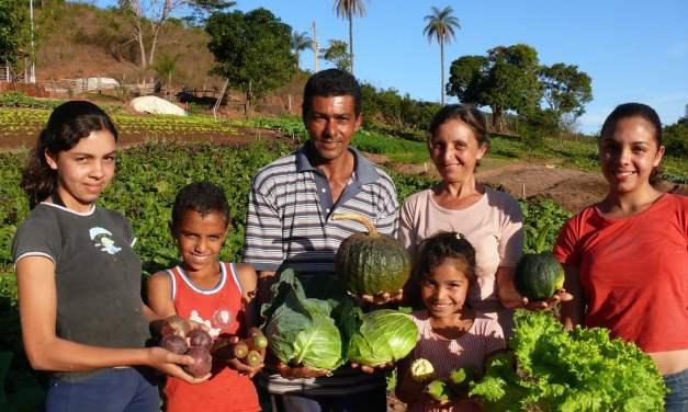 """""""La agricultura familiar enfría el planeta"""""""