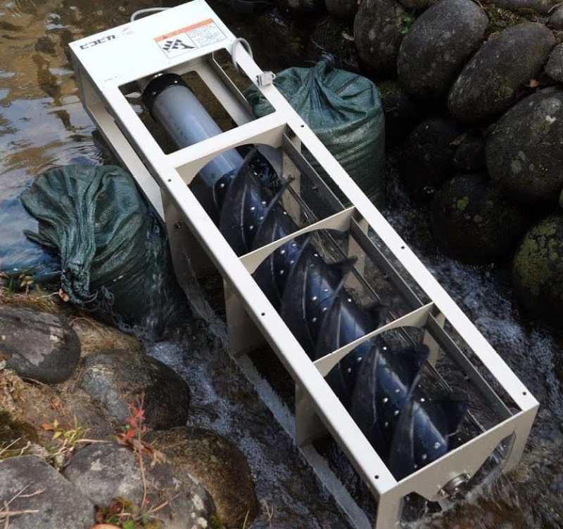 Este generador móvil de energía hidráulica te permite convertir el flujo de tu hogar en electricidad-NATION