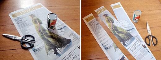 Cómo Hacer Macetas de Papel De Periódico para Semilleros