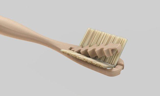Everloop: el cepillo de dientes sustentable con cerdas reemplazables de bambú