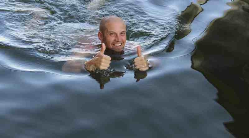 Primera piscina pública natural del Reino Unido que utilizará plantas, no productos químicos, para mantenerse limpia