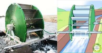 , Bomba es capaz de bombear 45.000 litros de agua al día sin combustible