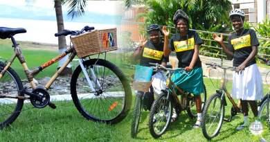 , El empoderamiento femenino en África hace que el ciclismo sea aún más sostenible
