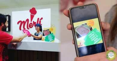, Merlí, La heladería que te ofrece 10% de descuento si llevás tu contenedor