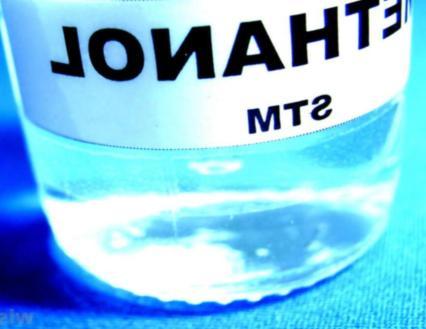 http://images.wisegeek.com/bottle-of-methanol-on-blue-background.jpg