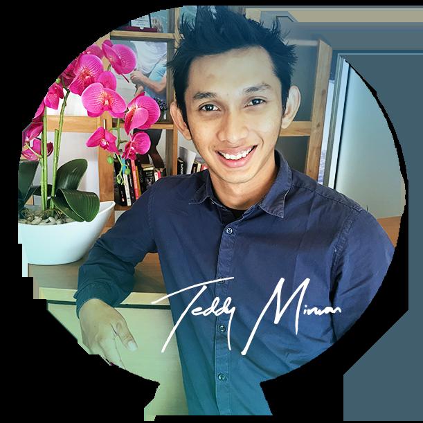 Teddy Mirwan