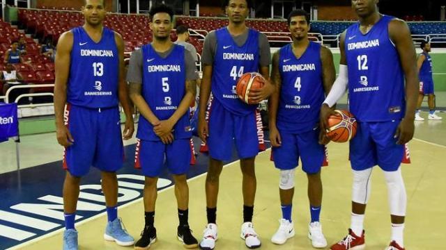 BALONCESTO: Basket RD Vs. Chile hoy Ángel Delgado lidera el grupo y estará acompañado por Eulis Báez, Edgar Sosa y Víctor Liz.