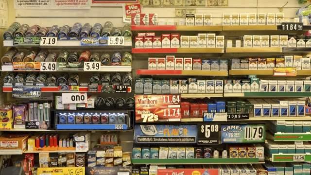 Nueva York prohibirá venta de tabaco en farmacias a partir de 1 de enero 2019.