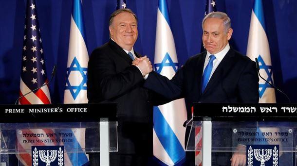 Trump, dispuesto a reconocer la plena soberanía de Israel sobre los Altos del Golán.