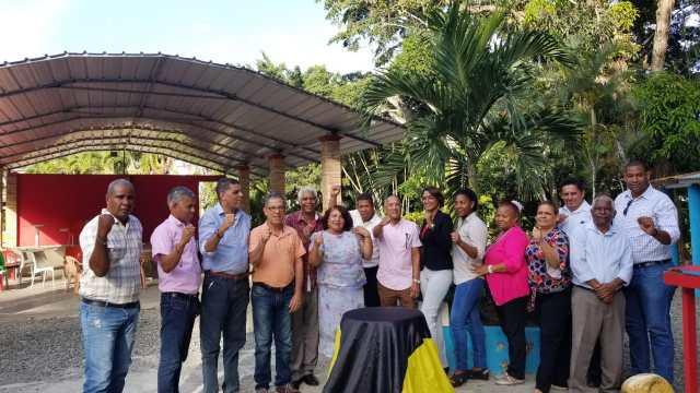 PHD realiza 3er. encuentro de dirigentes de la región Cibao noreste y evalúa los trabajos de comité municipales.