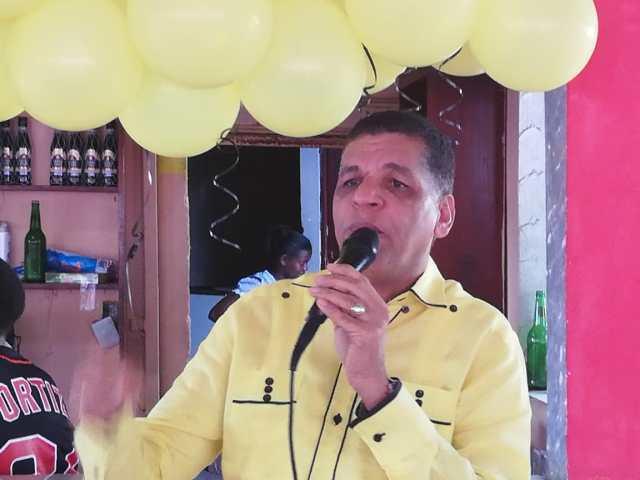 PHD Juramenta nuevos miembros y lanza propuesta a Director de Distrito en Don Juan, Provincia Monte Plata.-