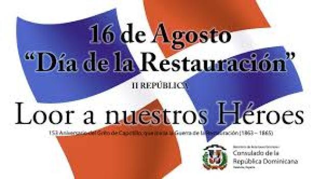 Lo que debes saber sobre la Restauración de la República, gesta ocurrida 19 años después de la Independencia Nacional.